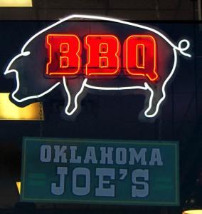 Oklahoma Joe's BBQ, Kanasas City, MO