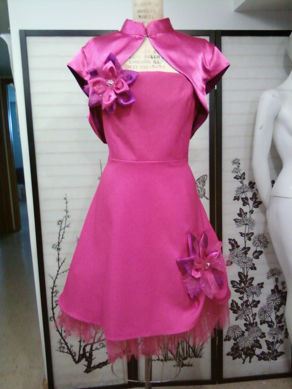 2011 Curvy Girl Prom Dress Challenge | Sew Chicago